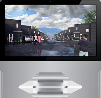 render vídeos 3d
